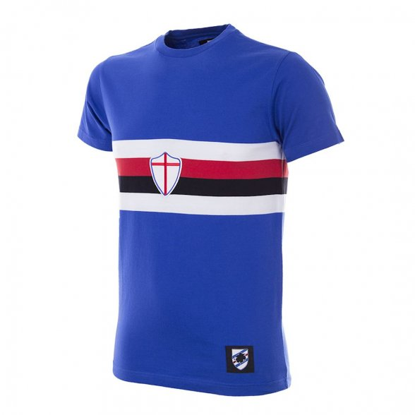 UC Sampdoria Retro T-Shirt