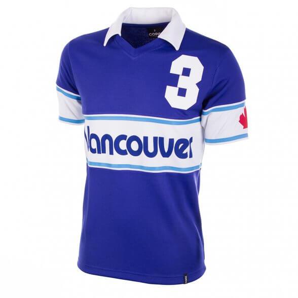 Vancouver Withecaps 1980 retro shirt