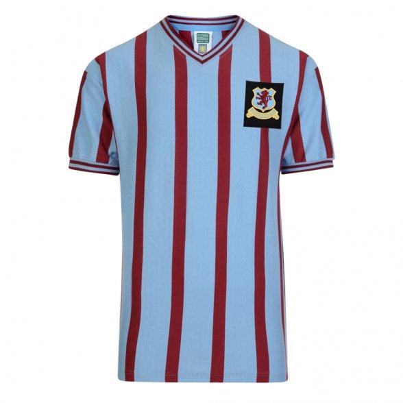 Aston Villa Retro Shirt 1957