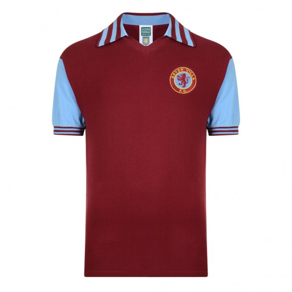 Aston Villa Retro Shirt 1981