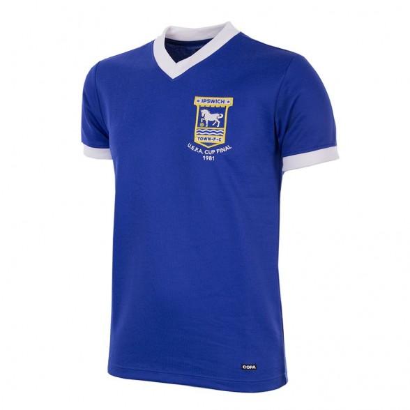 Ipswich Town 1980/81 shirt