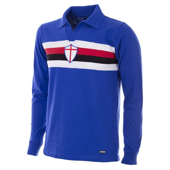 UC Sampdoria 1956/57 Retro Shirt