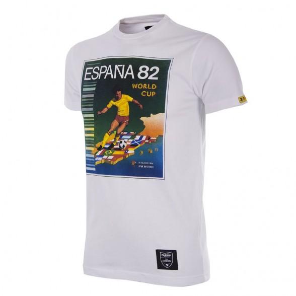 Panini Heritage Fifa World Cup 1982 T-shirt