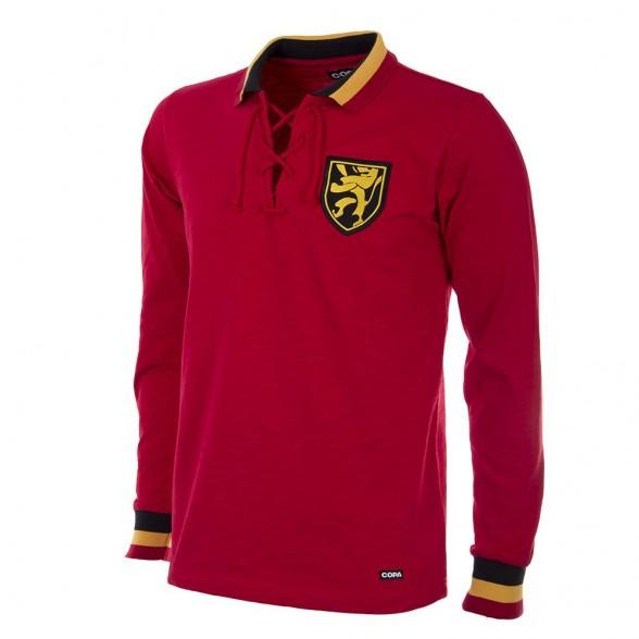 Belgium 1954 Retro Shirt