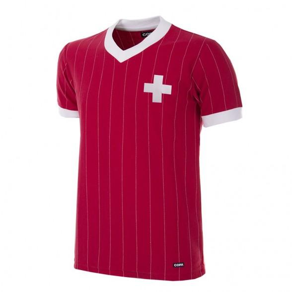 Switzerland WC 1982 Retro Shirt