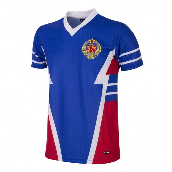 Yugoslavia retro shirt 1990