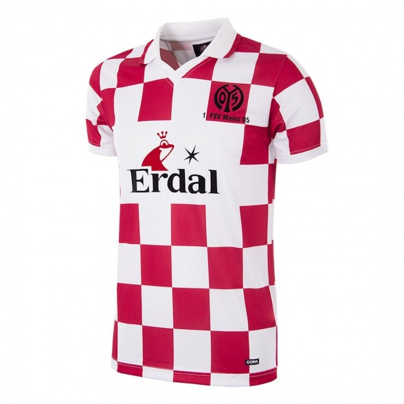 FSV Mainz 05 1996/97 Retro Shirt