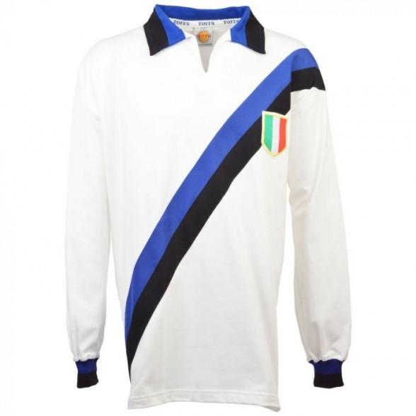 Inter Milan Retro Jersey Scudetto 1963/1964 white