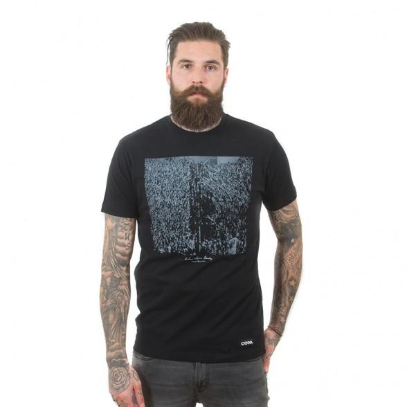 Wear-Tyne Derby T-Shirt   Black