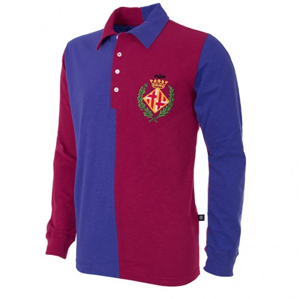 FC Barcelona 1899 Retro Shirt  bf02923952a
