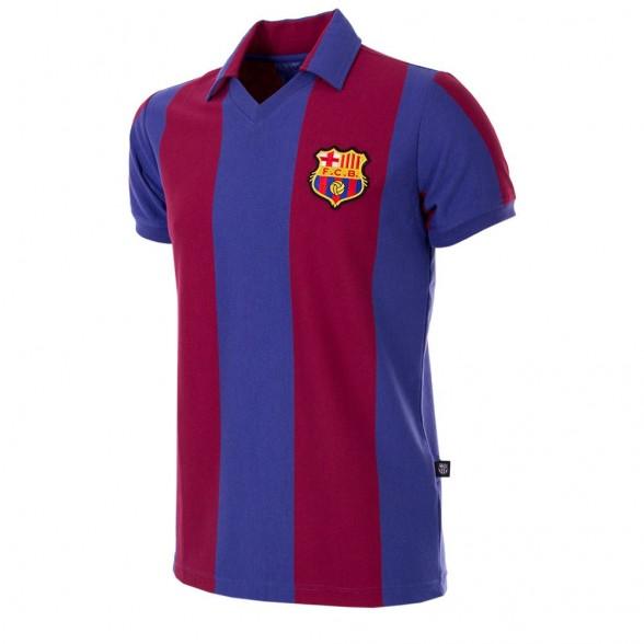 FC Barcelona 1980/81 Retro Shirt