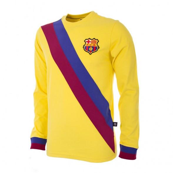 FC Barcelona 1974-75 away Retro Shirt