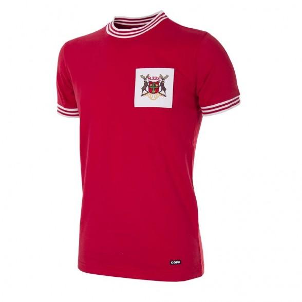 Nottingham Forest 1966/67 Retro Shirt