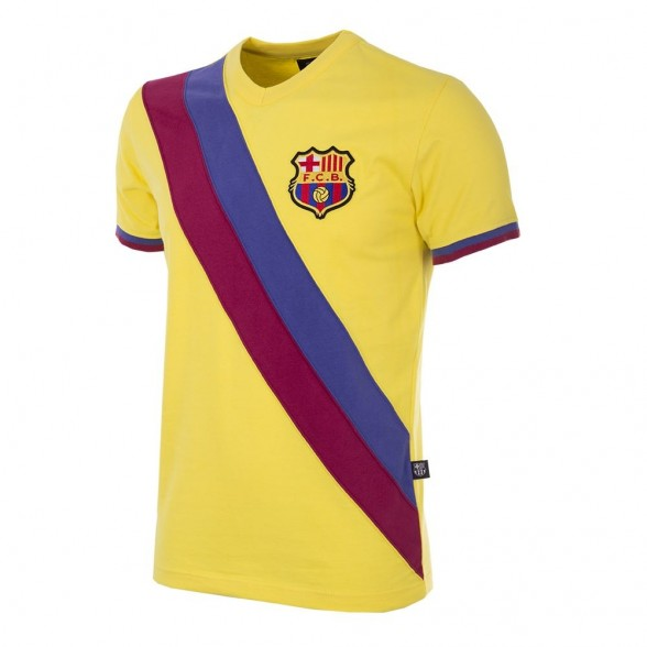FC Barcelona 1978-79 away Retro Shirt