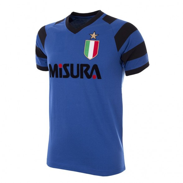 F.C. Internazionale 1989-90 Retro Football Shirt