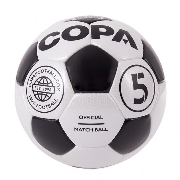 COPA Laboratories Match Football Black-White
