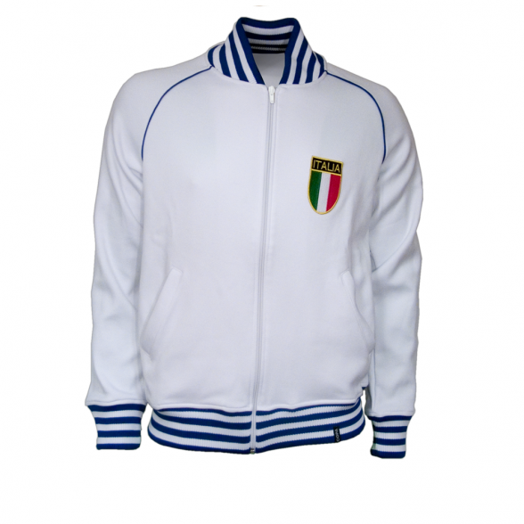 Italy World Cup 1982 soccer jacket