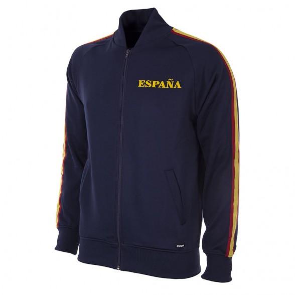 Spain 1978 Retro Jacket  | Blue