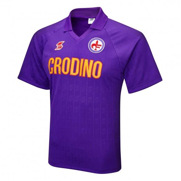Fiorentina 1988/89 Retro Shirt