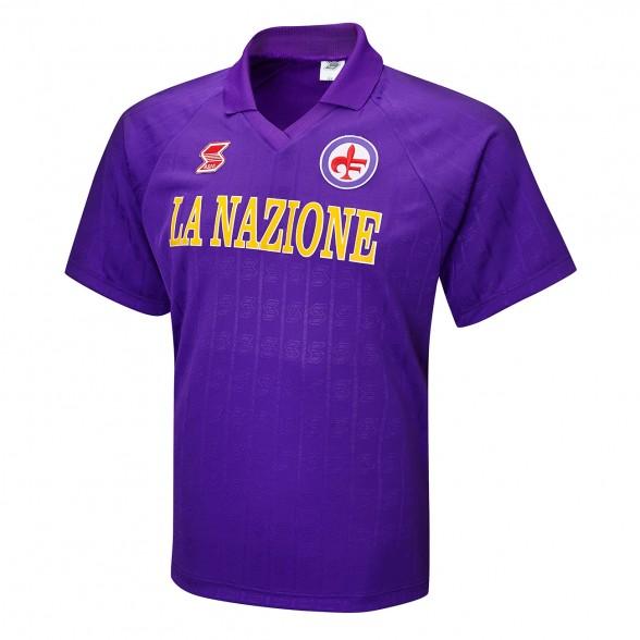 Fiorentina 1989/90 Retro Shirt