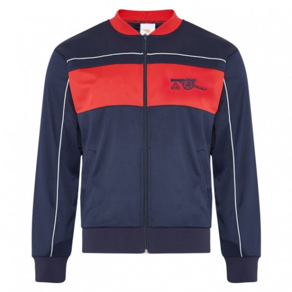 Arsenal 1982 football jacket