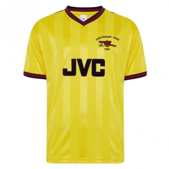 Arsenal 1978 Away centenary retro shirt product photo