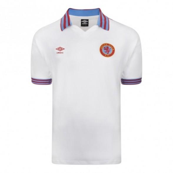 Aston Villa 1980 Away football shirt