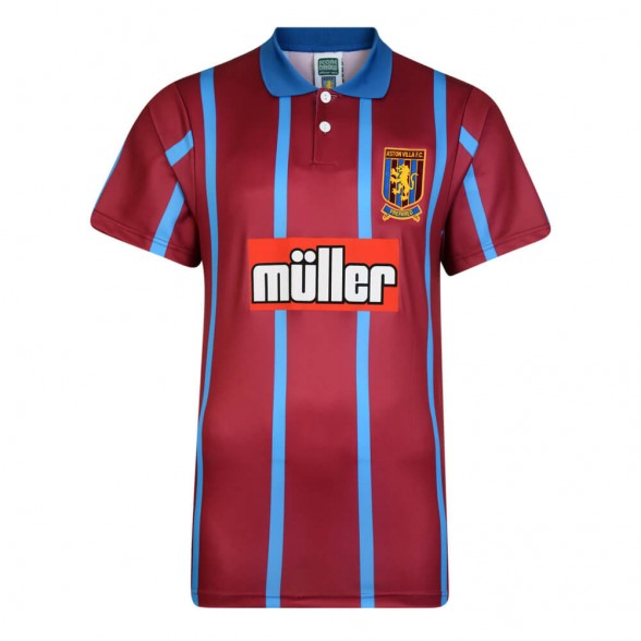 Aston Villa 1994 football shirt
