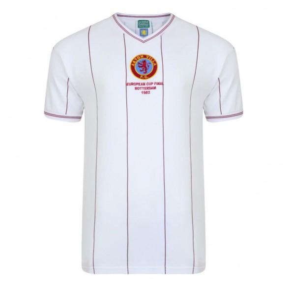 Aston Villa 1982 European Cup Final retro shirt product photo