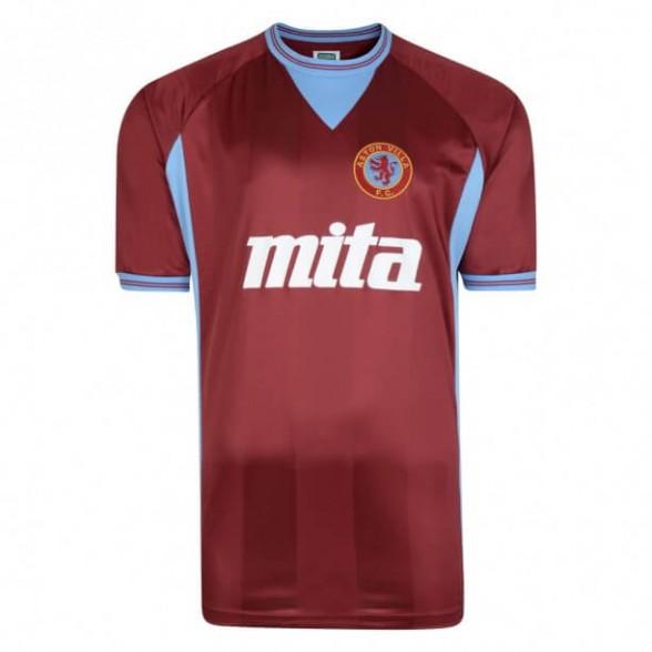Aston Villa 1984-85 retro shirt product photo