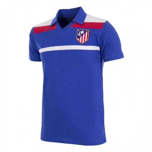 Atletico Madrid 1985-86 Third football shirt