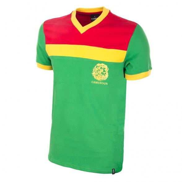 Cameroon 1989 Retro Shirt