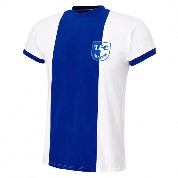 1. FC Magdeburg 1973-74 Retro Shirt