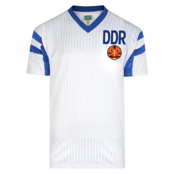 b79ff5e39eb East Germany vintage shirt worn in the 1974 World Cup