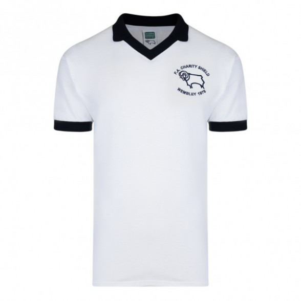 Derby County 1975 Retro Shirt