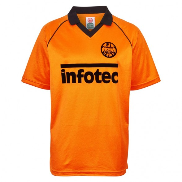 Eintracht Frankfurt 1981/82 Retro Shirt Away