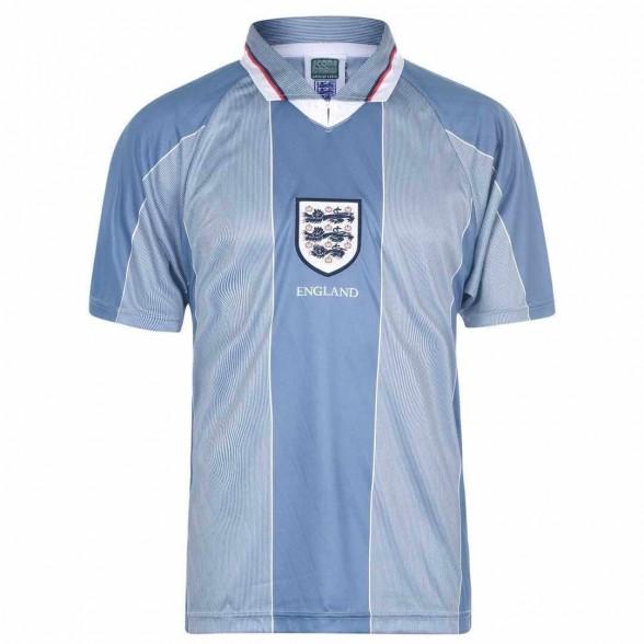 England 1996 Away football shirt