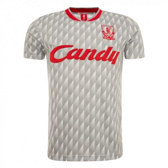 Liverpool Retro Shirt 1989/90   Away