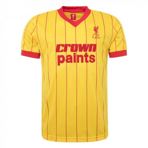 Liverpool Retro Shirt 1981/82 | Away