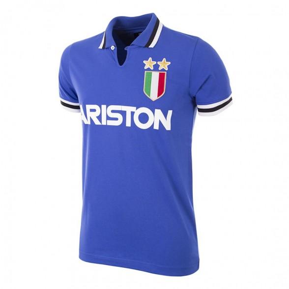Juventus away 1983 football shirt