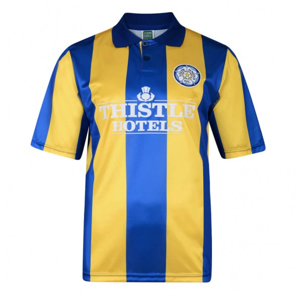 Leeds United 1994 Away football shirt