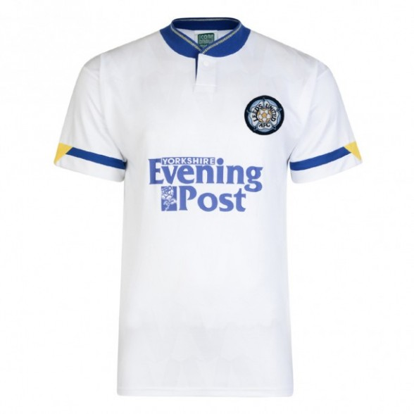 Leeds United 1992 Retro Shirt