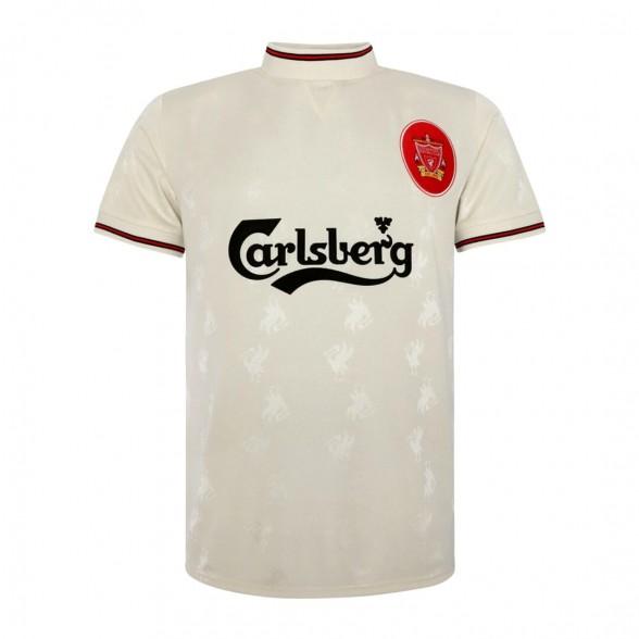 Liverpool FC 1996-97 Away football shirt