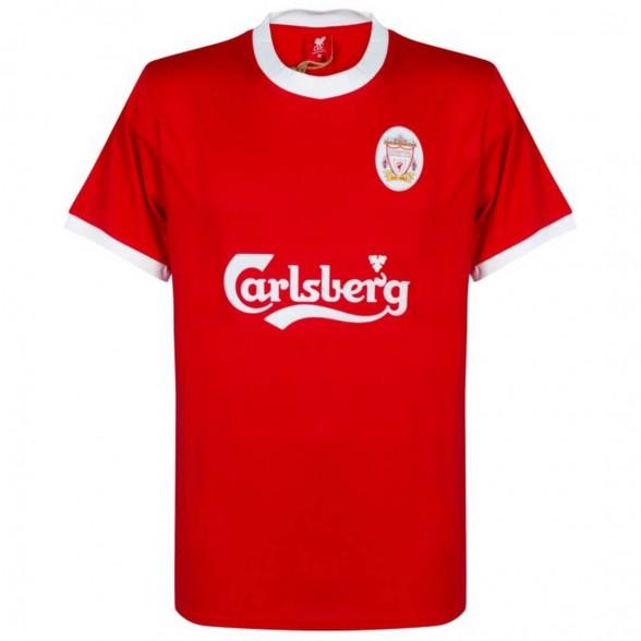 Liverpool FC 1998-2000 football shirt