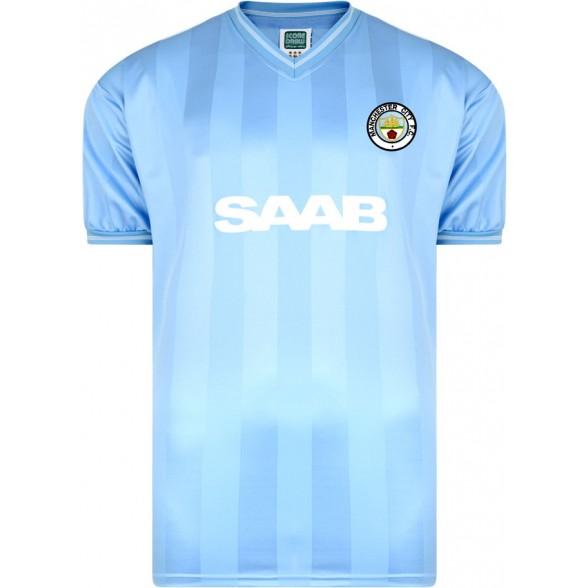 Manchester City 1984 Retro Shirt