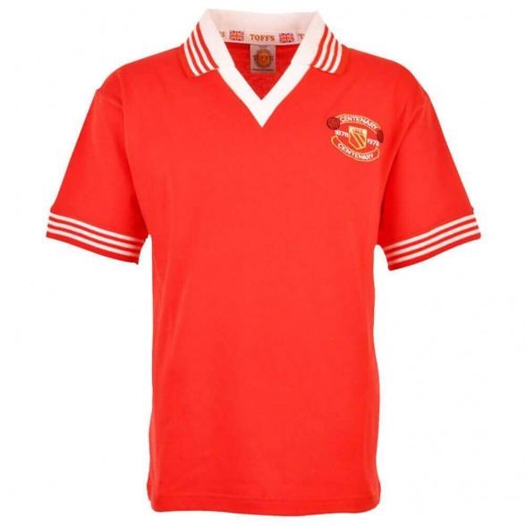 Manchester United 1978-79 football shirt
