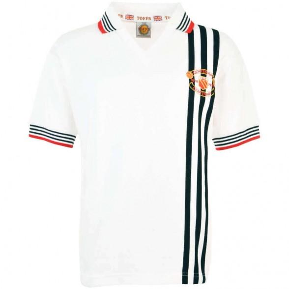 Manchester United 1978 Centenary Away football shirt