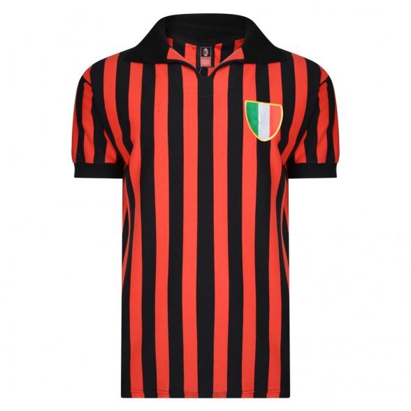 AC Milan 1963 vintage shirt Rivera Cesare Maldini