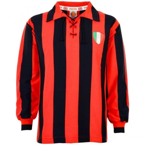 Milan 1950 football shirt