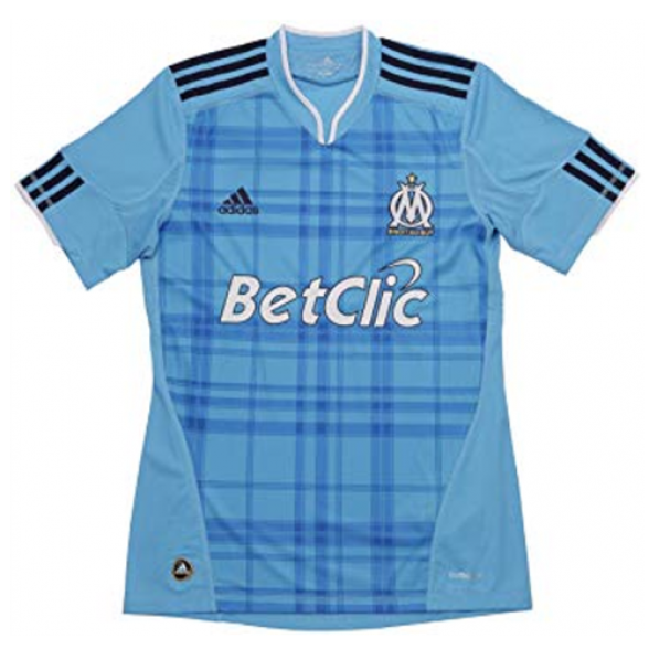 Olympique Marseille jersey 2010-2011 goalkeeper